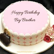 Birthday Cake Designs For Brother - Images Cake and Photos